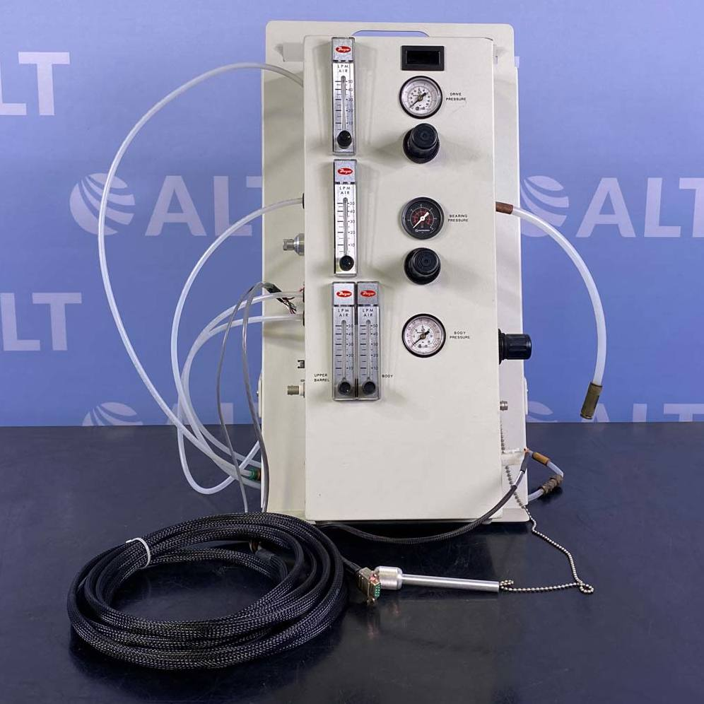 Varian Pneumatics/Tachometer Box, Model 0099376801 Image