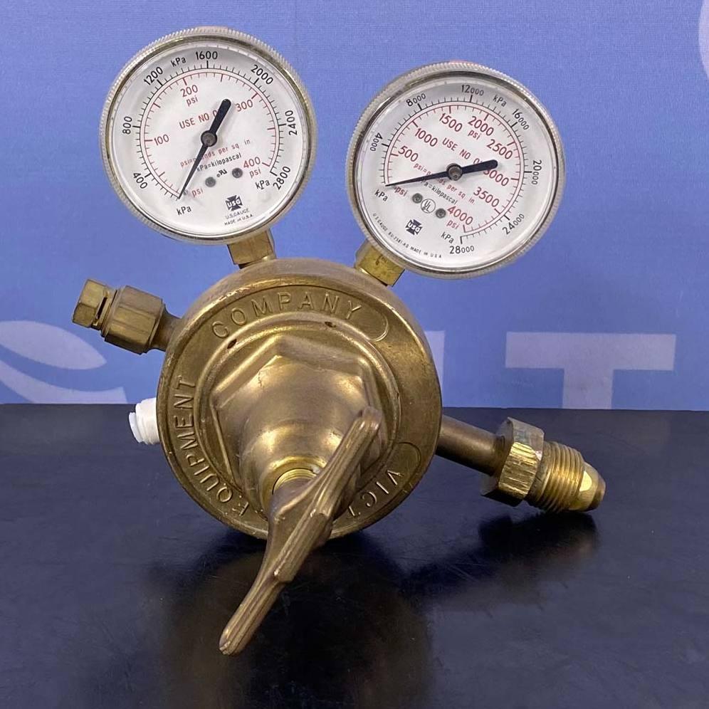 Victor Model SR 450E Inert Gas Single Stage Regulator Image