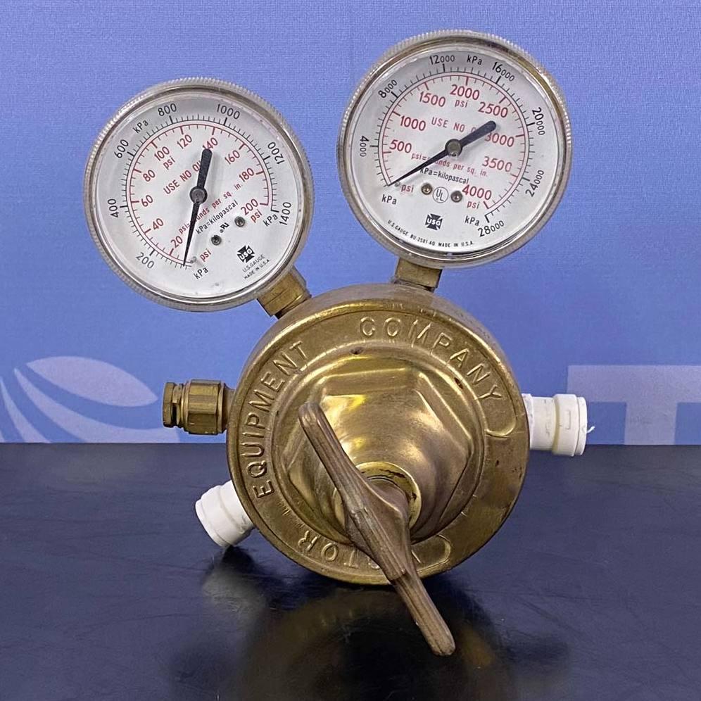 Victor Model SR 450D Inert Gas Single Stage Regulator Image