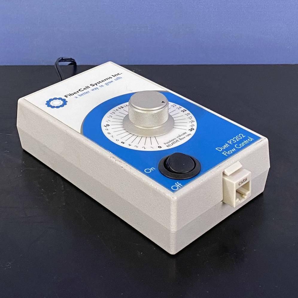 FiberCell Systems Inc. Duet P3202 Pump Control Image