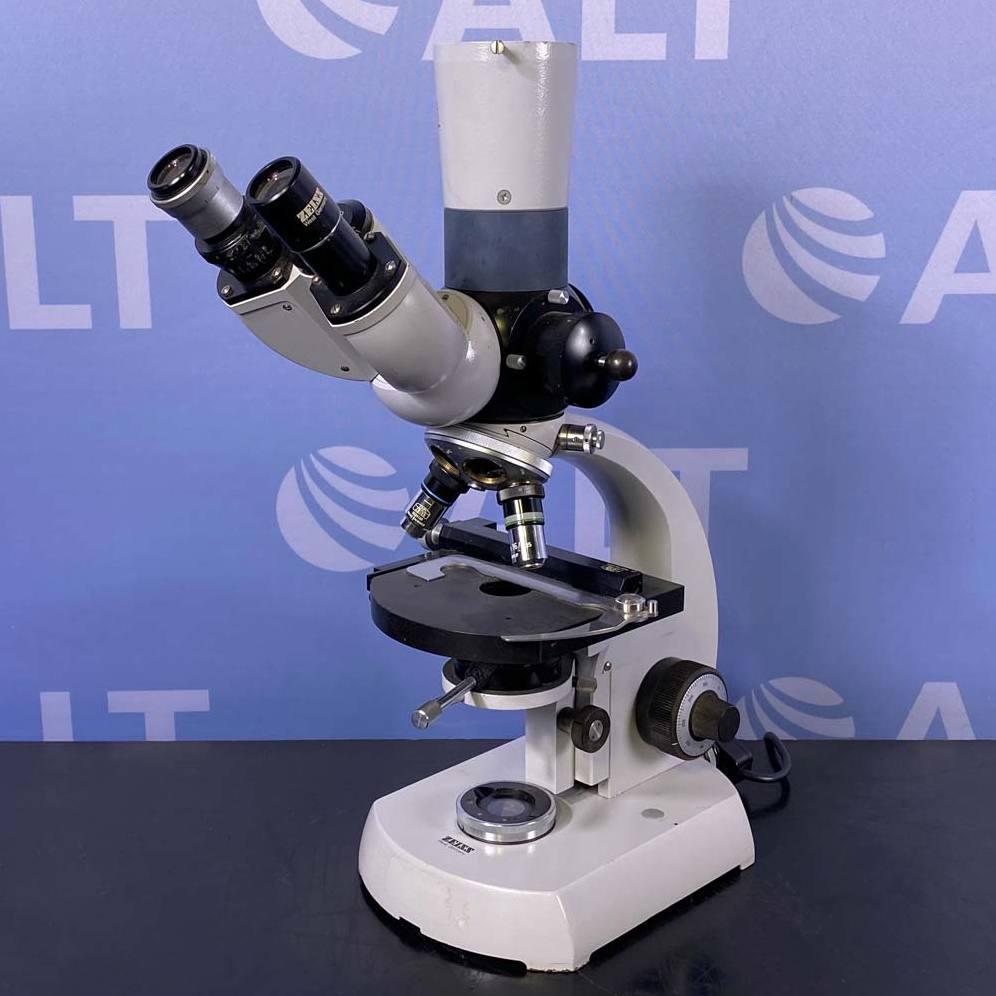 Carl Zeiss Microscope 46 70 58-9011 Image