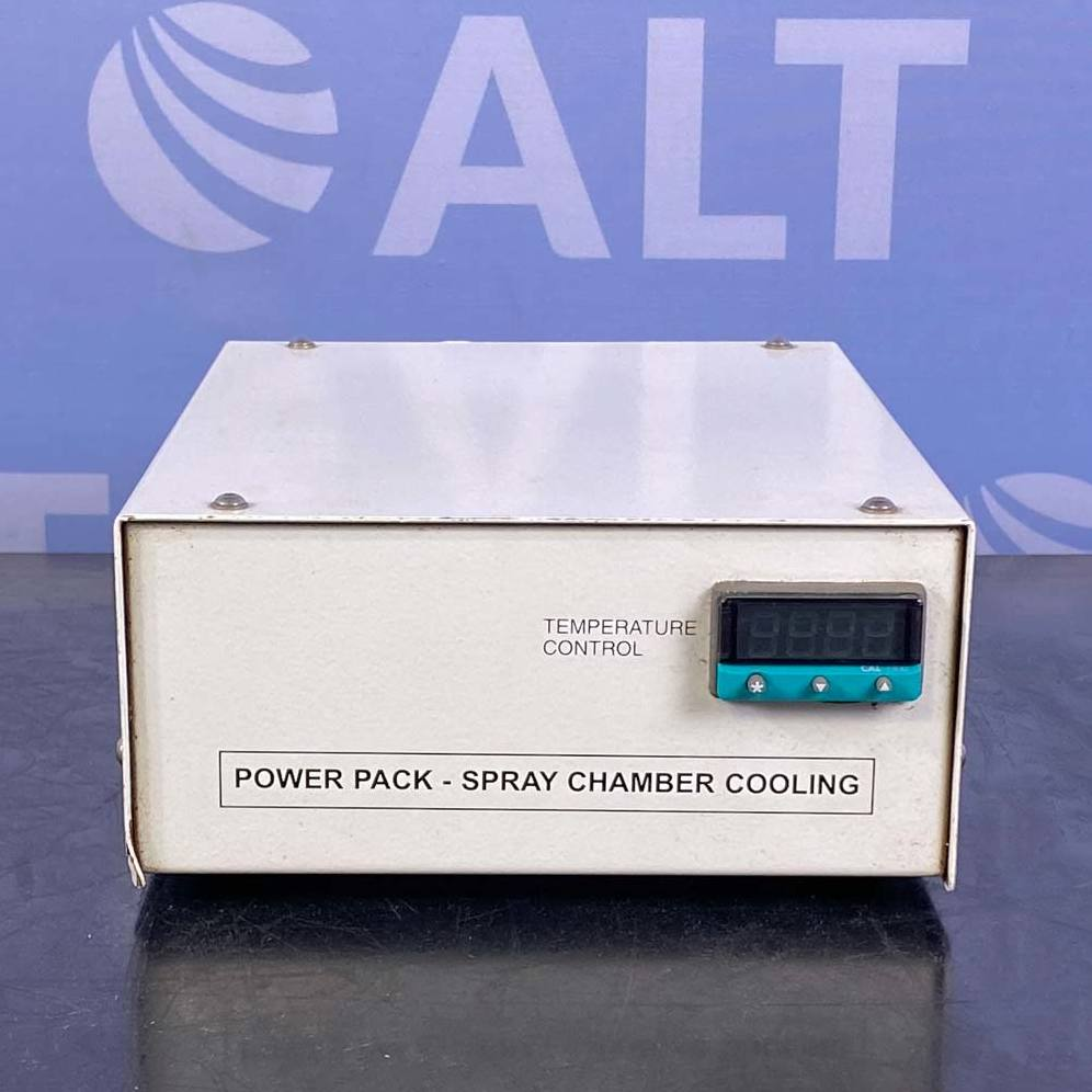 Thermo Scientific X Series ICP-MS Peltier Power Pack - Spray Chamber Cooling, P/N 4600343 Image