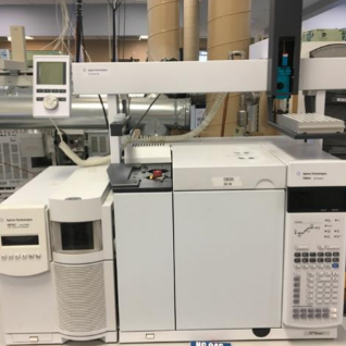 Agilent Technologies 6890N GC System Including 5975 MSD & GC Injector 80 Image