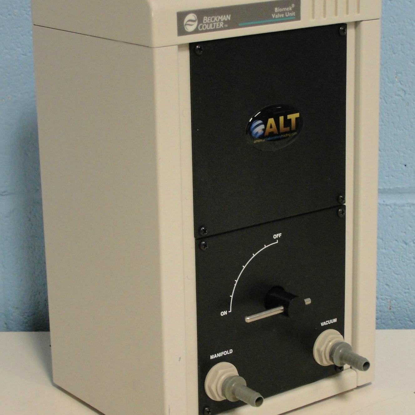 Beckman Coulter 719657 Biomek Vacuum Valve Unit Image