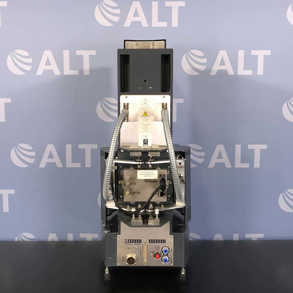 TA Instruments AR-G2 Magnetic Bearing Rheometer with Environmental Test Chamber (ETC) & Camera Interface Assembly Image