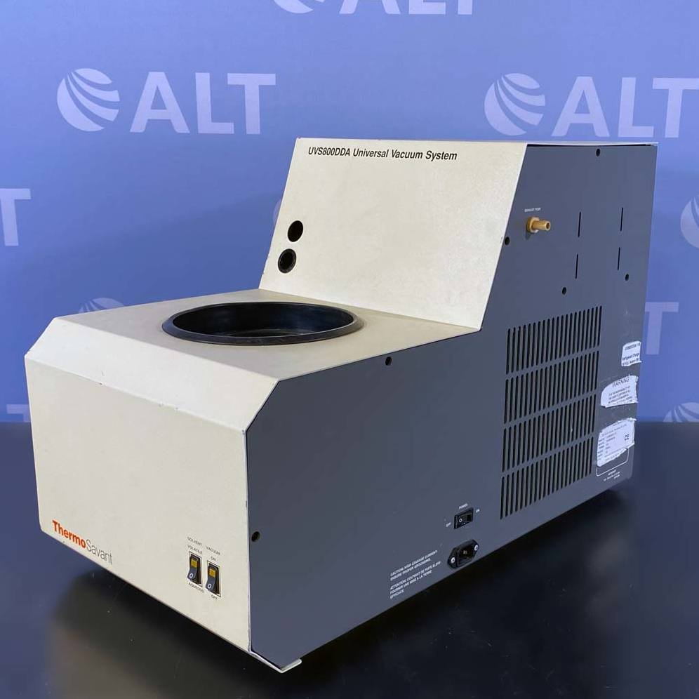 Thermo / Savant SC250EXP-115 Express SpeedVac Concentrator System with UVS800DDA Universal Vacuum System Image
