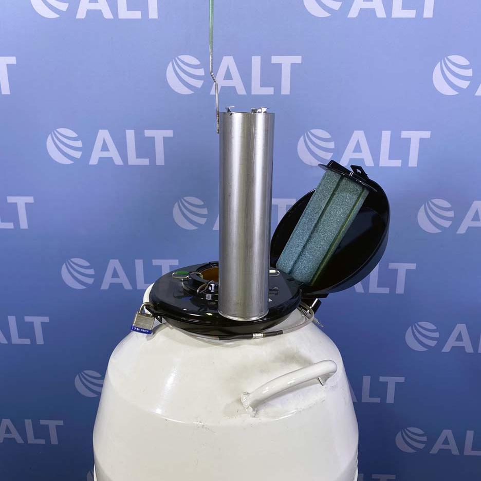 Chart Industries MVE XC 34/18 Plus Cryo Liquid Nitrogen Storage Dewar Image