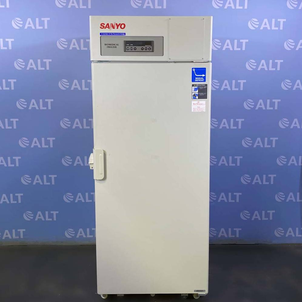 Sanyo -30°C Upright Biomedical Freezer, model MDF-U731M Image