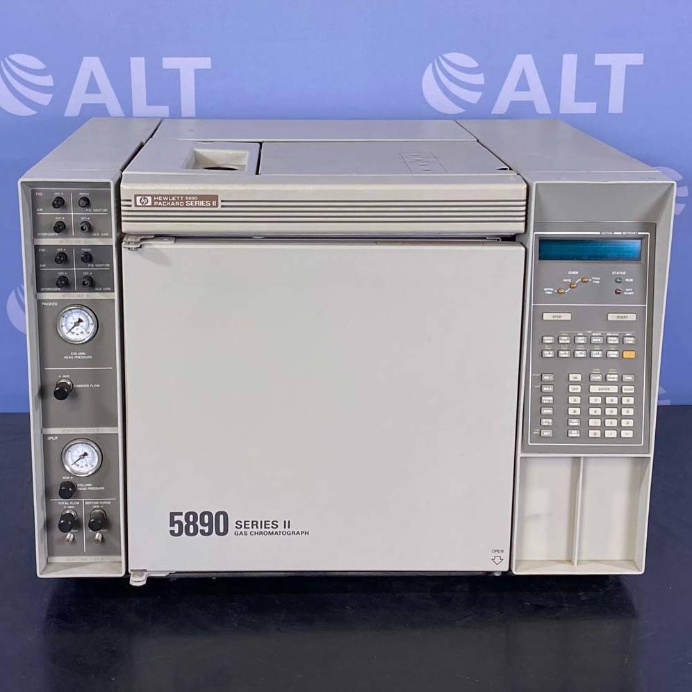 Hewlett Packard 5890A Series II Gas Chromatograph Image