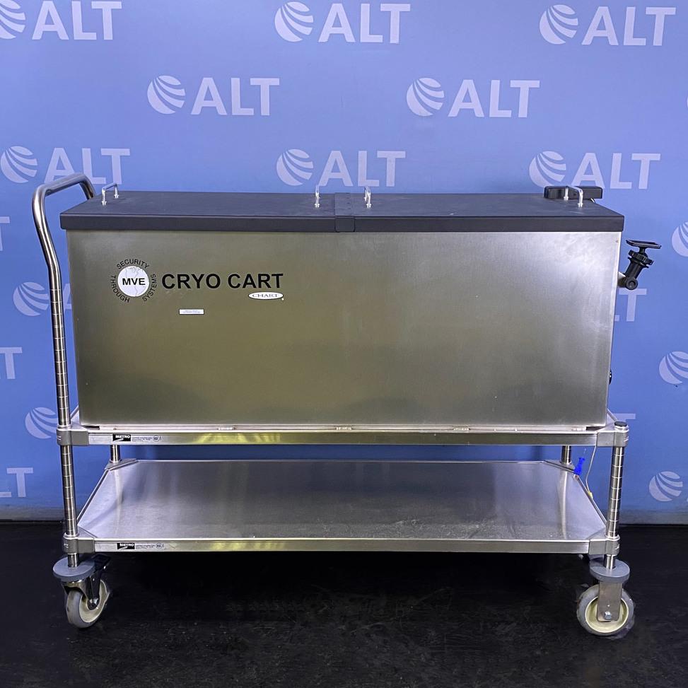 MVE Cryo Cart, Model FNLMVECRYOCART Name