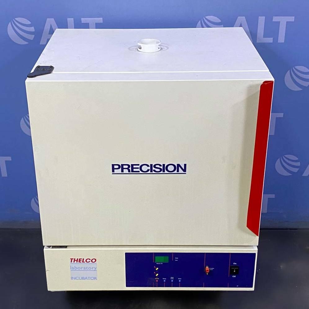 Precision Thelco 3DG Incubator CAT No. 51221114 Image