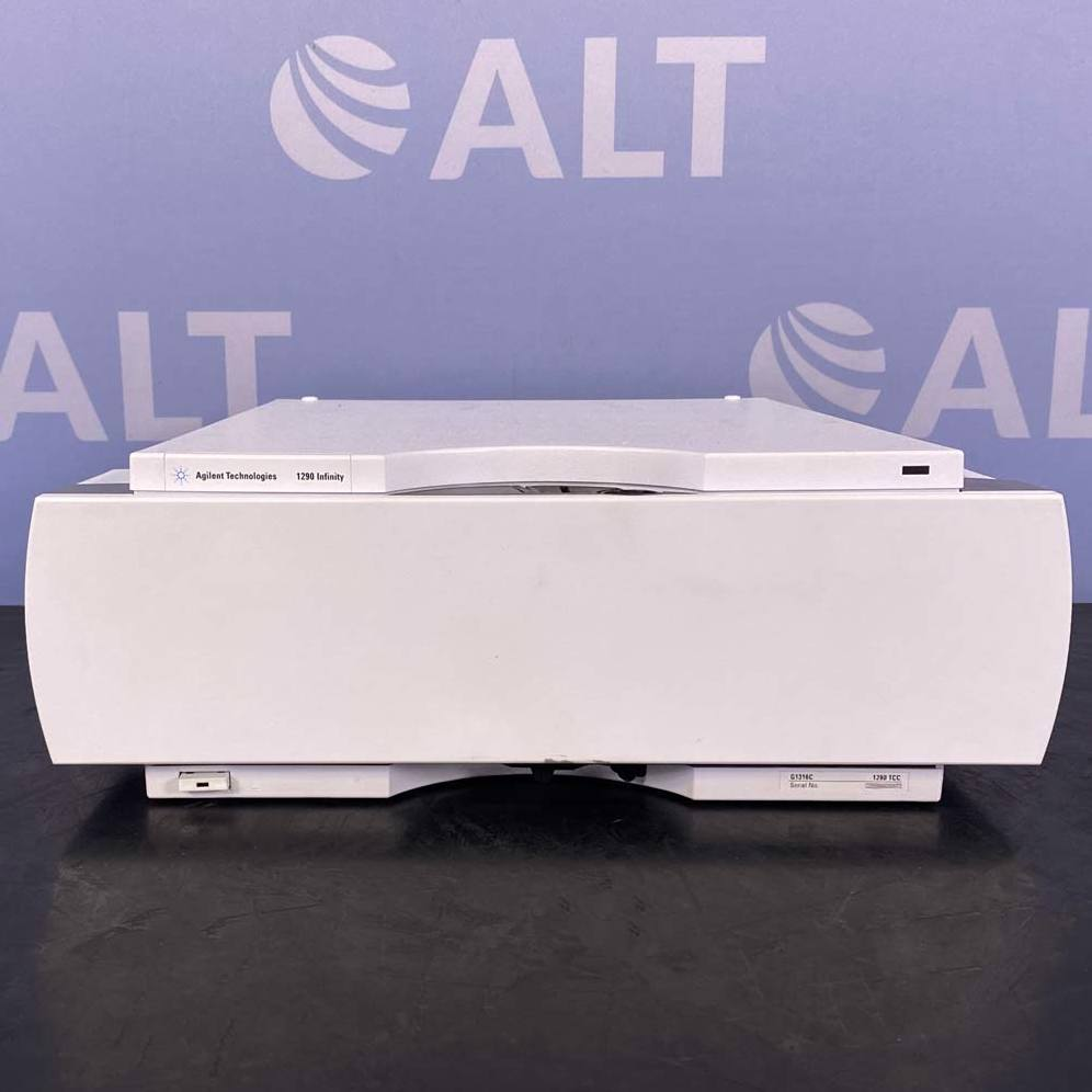 Agilent Technologies 1290 Series G1316C Thermostatted Column Compartment Image