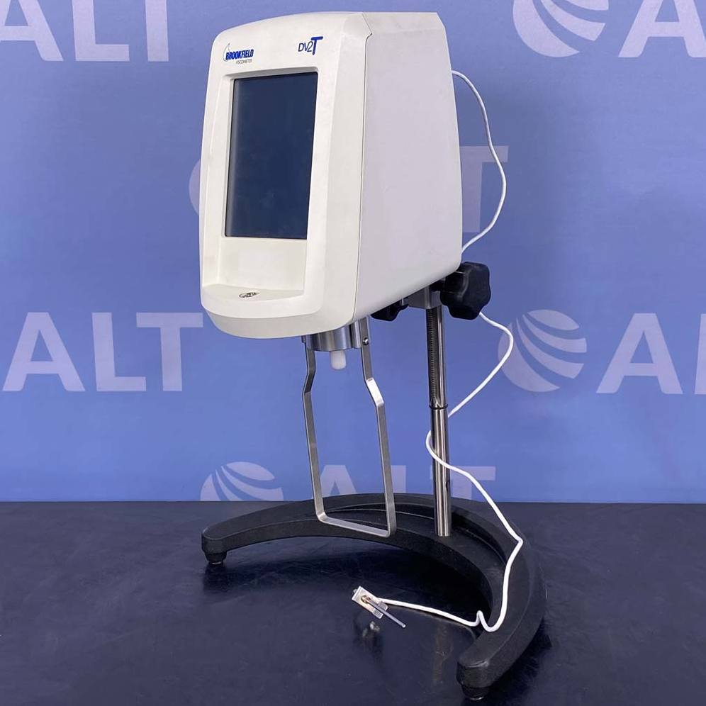 Brookfield DV2T Touch Screen Viscometer Image