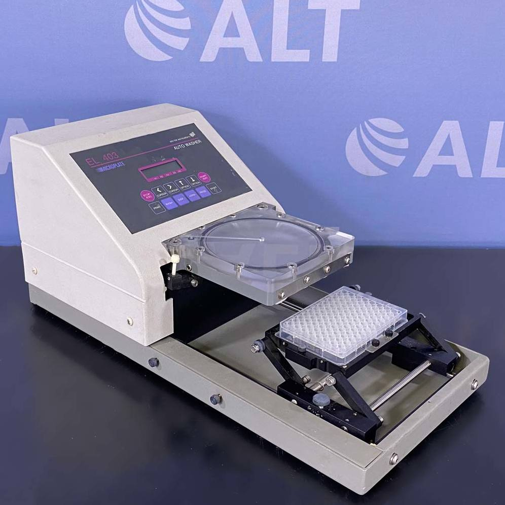 BioTek Model EL403 Microplate Washer Image