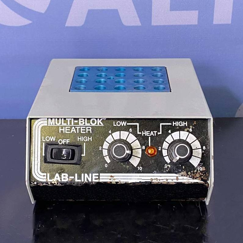 Lab-Line Multi-Blok Heater Model 2001 Image