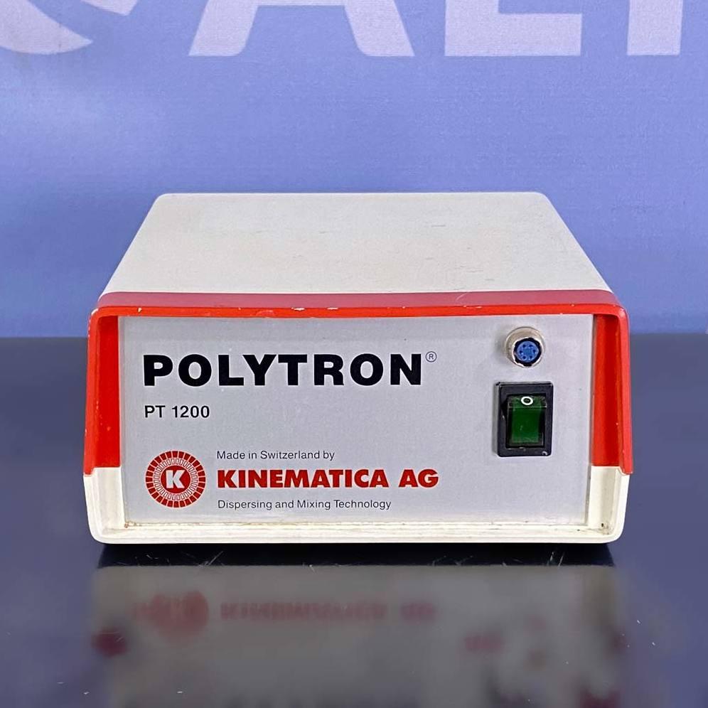 Kinematica Polytron PT 1200C Homogenizer Controller Image