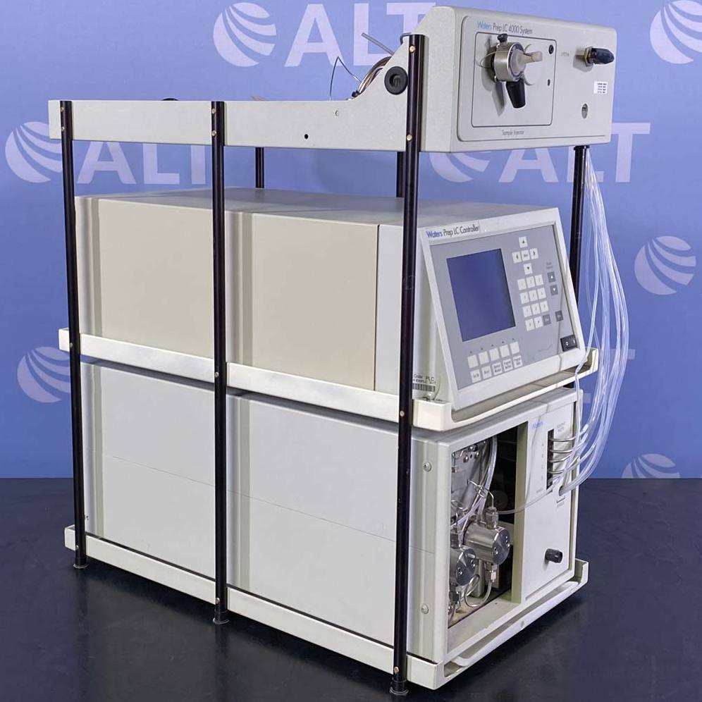 Waters Prep LC 4000 Preparative Chromatography System Image