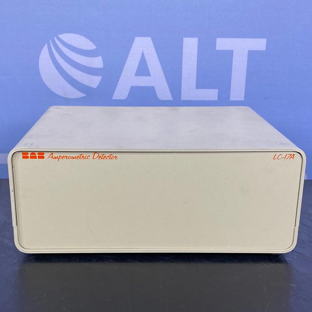 LC-17A Amperometric Detector Name