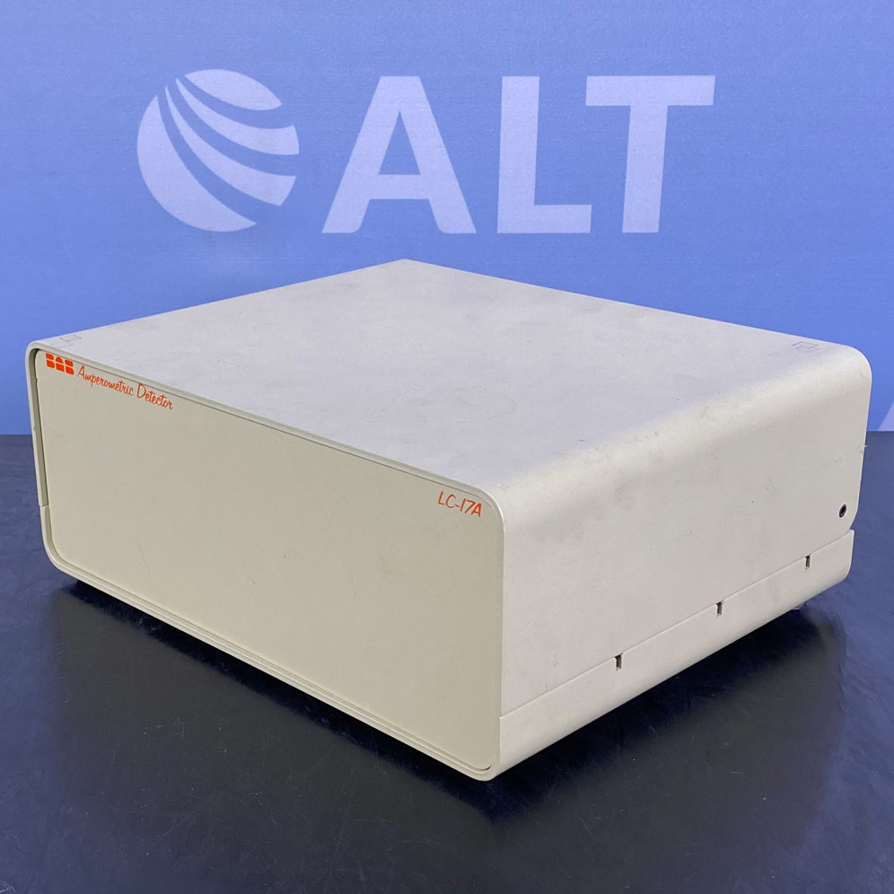 Bioanalytical Systems LC-17A Amperometric Detector Image
