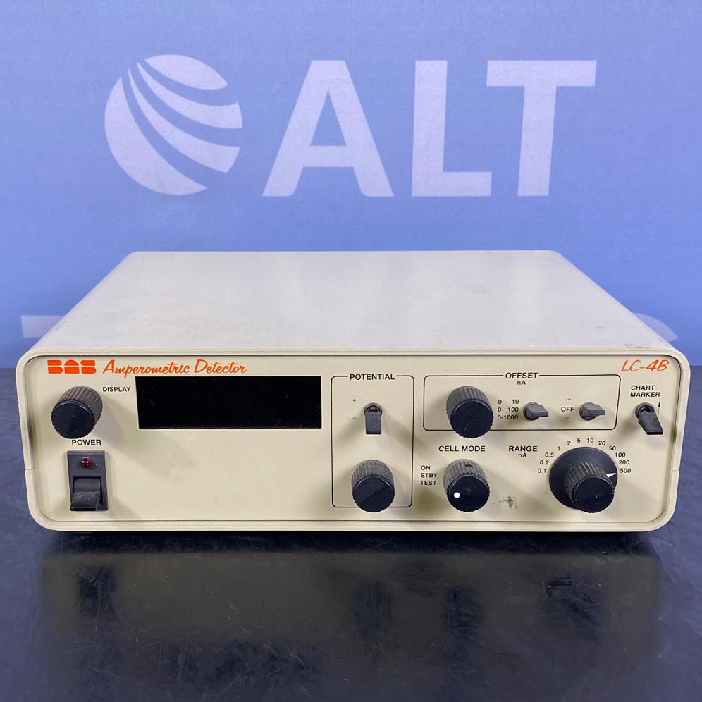 LC-4B Amperometric Detector Name