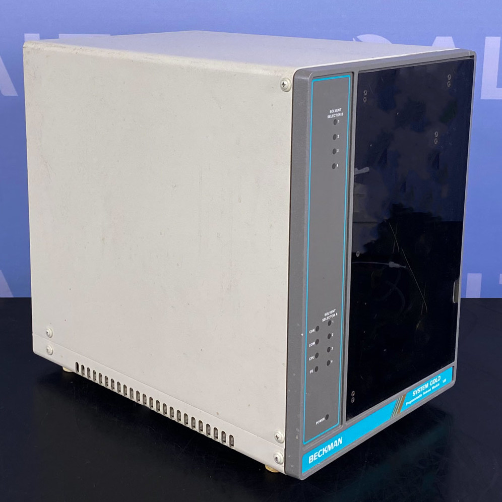 Beckman Coulter System Gold 126 Programmable Solvent Module Image