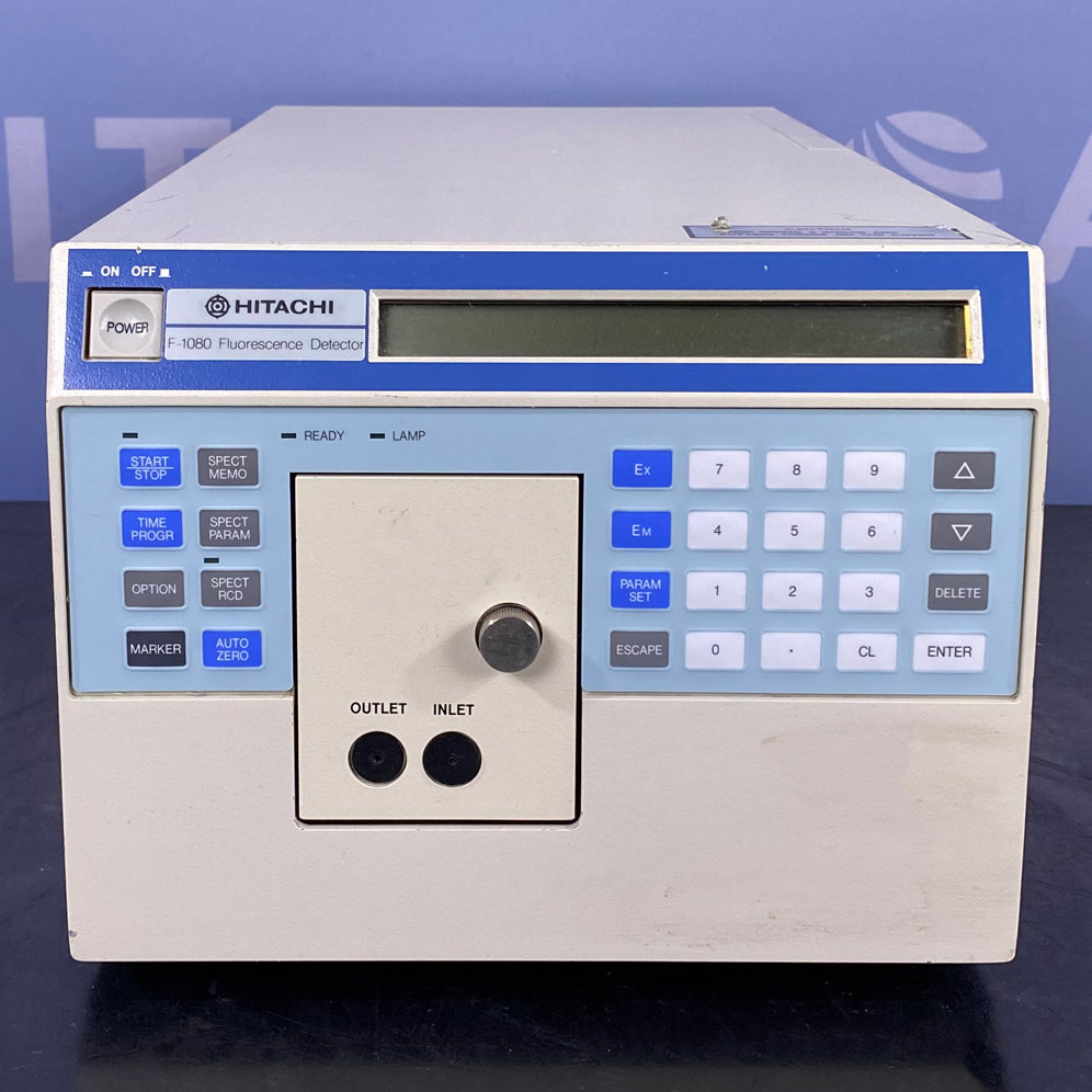 F-1080 Fluorescence Detector Name