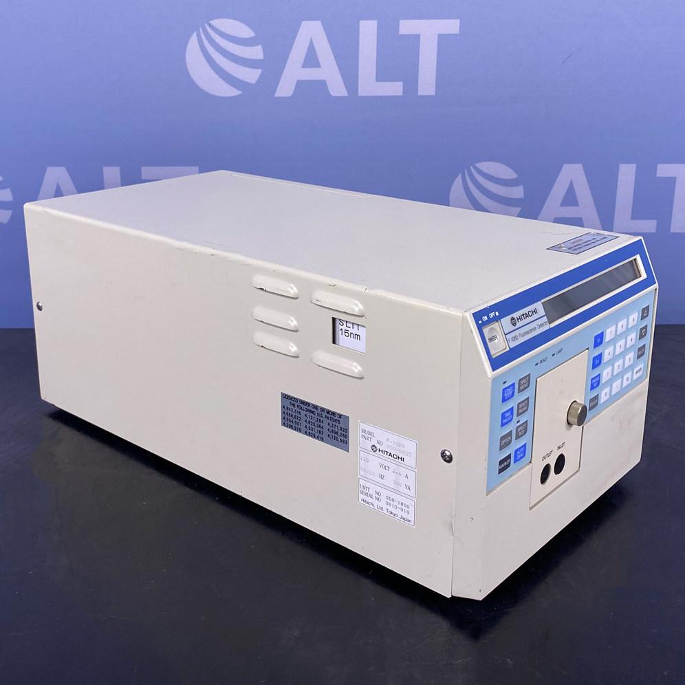 Hitachi F-1080 Fluorescence Detector Image