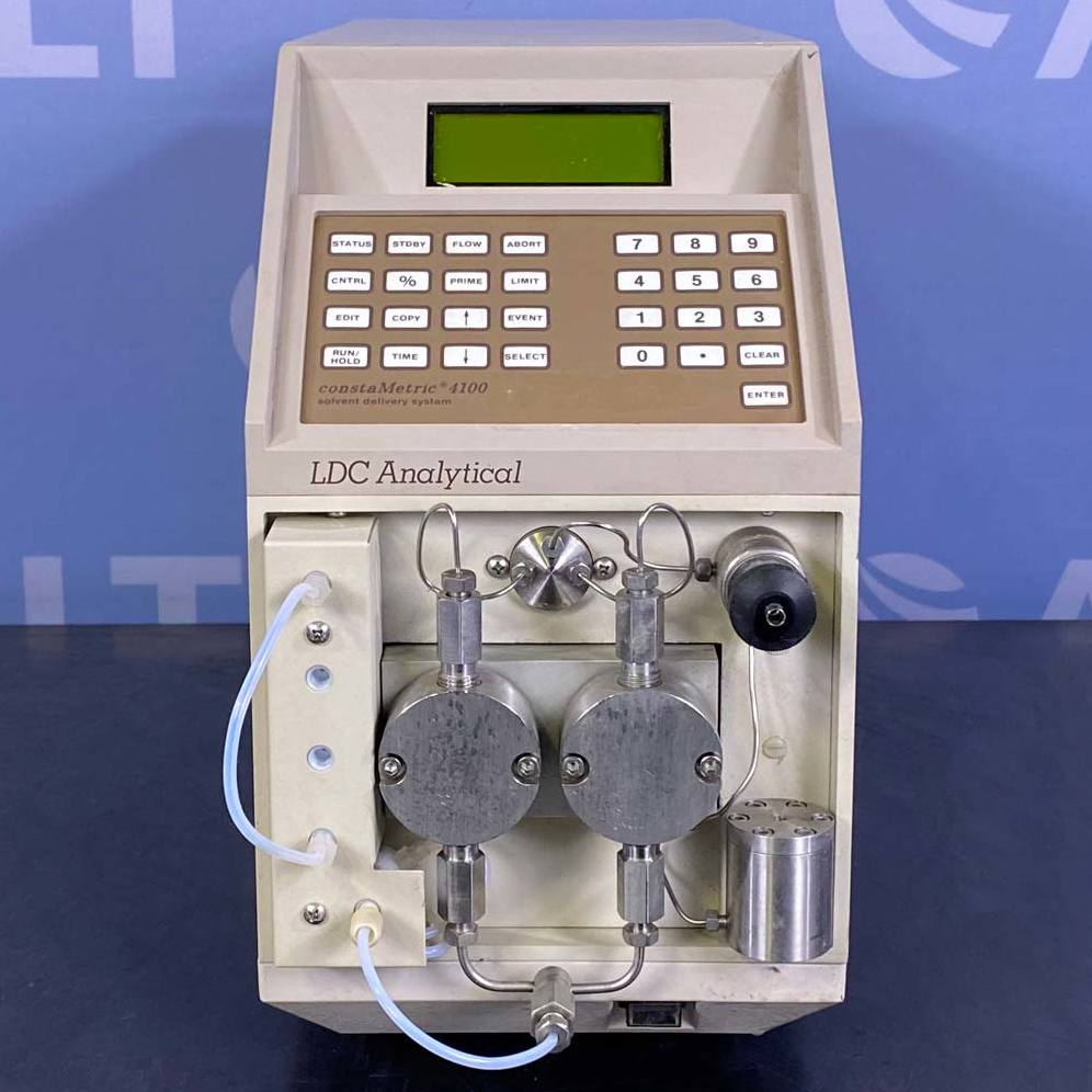 LDC Analytical ConstaMetric 4100 Solvent Delivery System Image