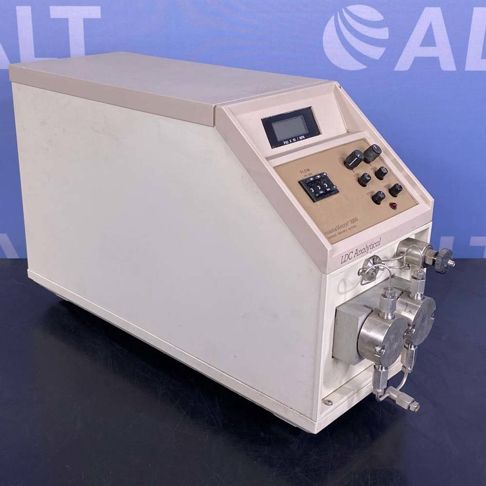 LDC Analytical ConstaMetric 3200 Solvent Delivery System Image