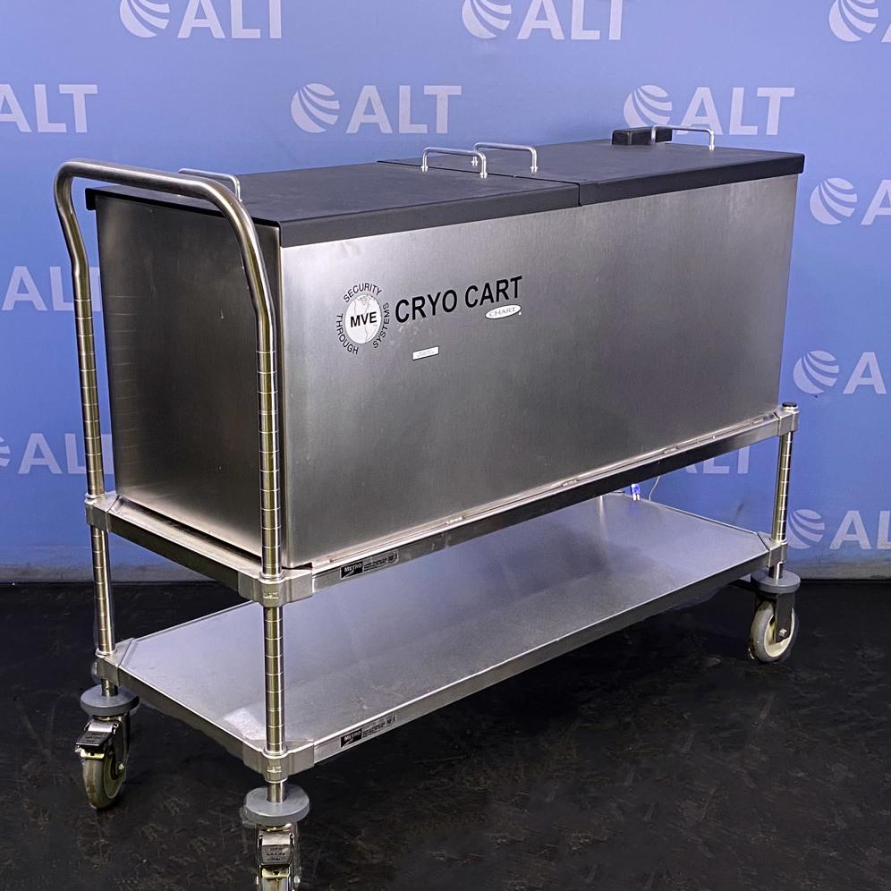 Chart Industries MVE Cryo Cart, Model FNLMVECRYOCART Image