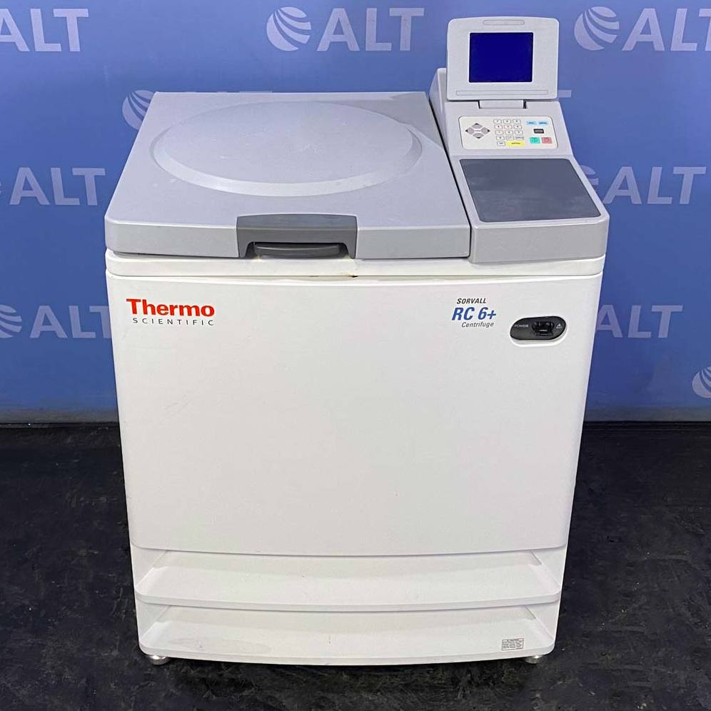 Thermo Scientific Sorvall RC 6 Plus Centrifuge Image