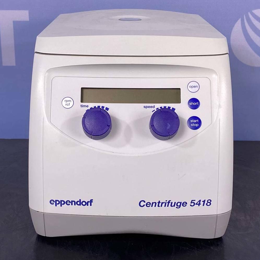 Eppendorf Model 5418 Centrifuge Image