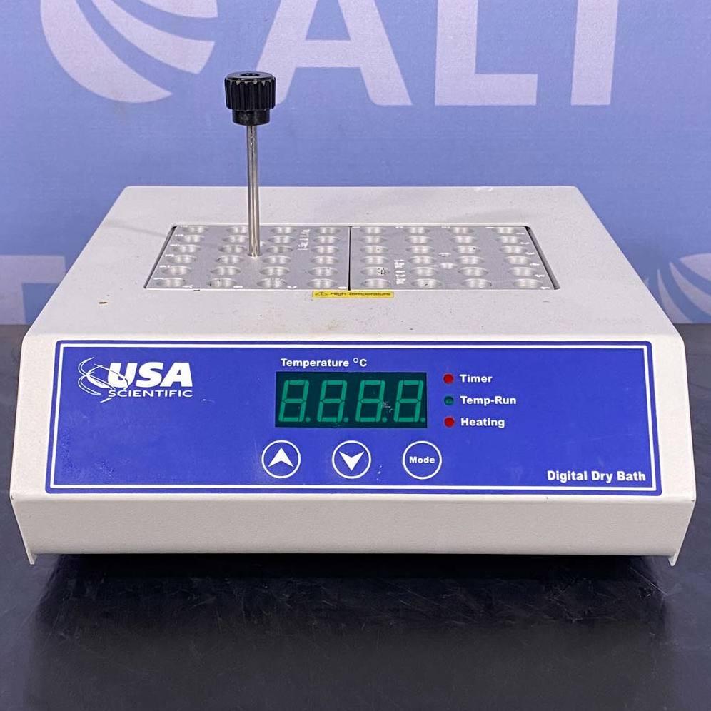 USA Scientific Digital Dry Bath, Model BSH1002 Image