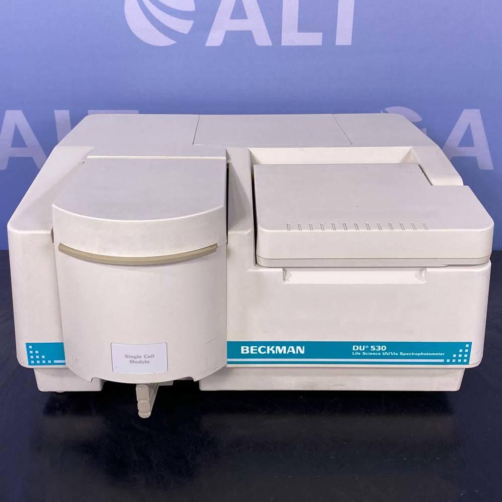DU-530 UV-Vis Spectrophotometer Name