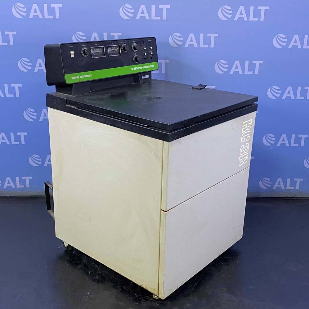 Sorvall RC-3B General Purpose Automatic Refrigerated Centrifuge Image