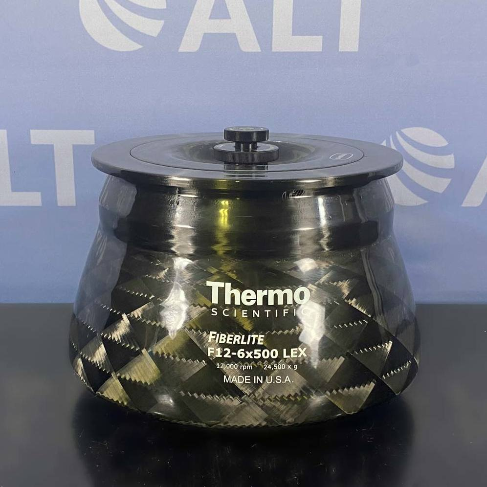 Thermo Fiberlite Model F12-6 x 500 Fixed Angle Carbon Fiber Rotor Image