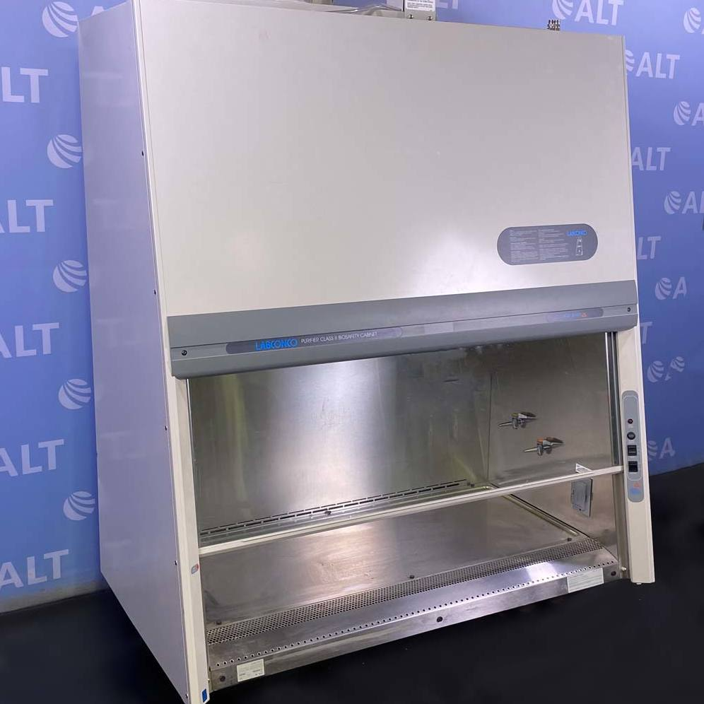 Labconco Purifier Delta Series Class II, Type B2 Total Exhaust Biological Safety Cabinet, 4 Ft. Image