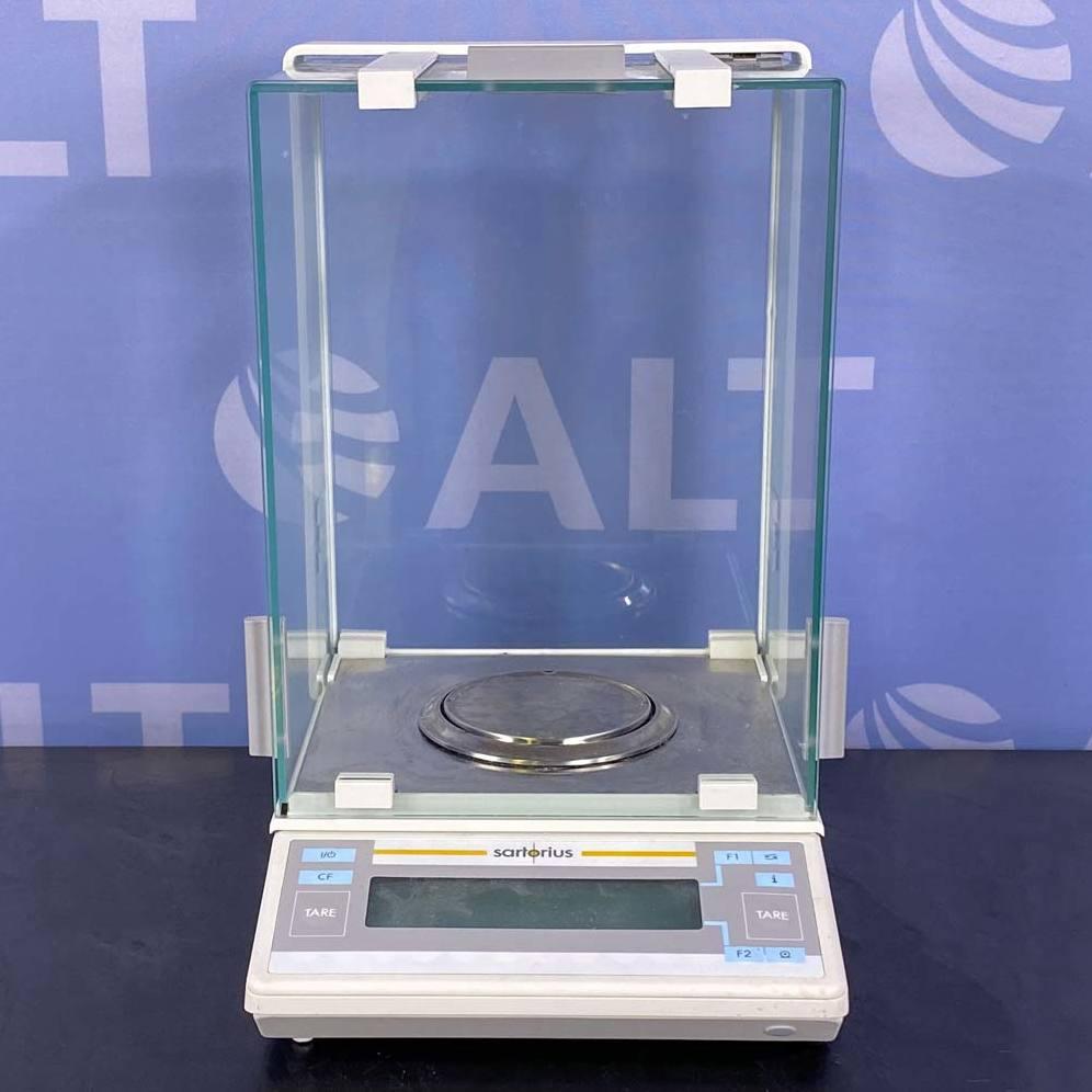 Digital Laboratory Balance, Model AC 121S Name