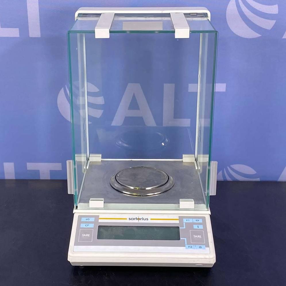 Sartorius Digital Laboratory Balance, Model AC 121S Image