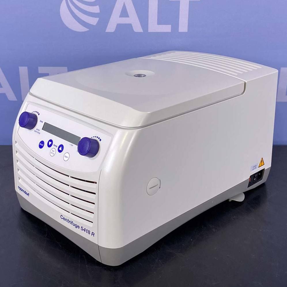 Eppendorf Model 5418R Refrigerated Benchtop Centrifuge Image
