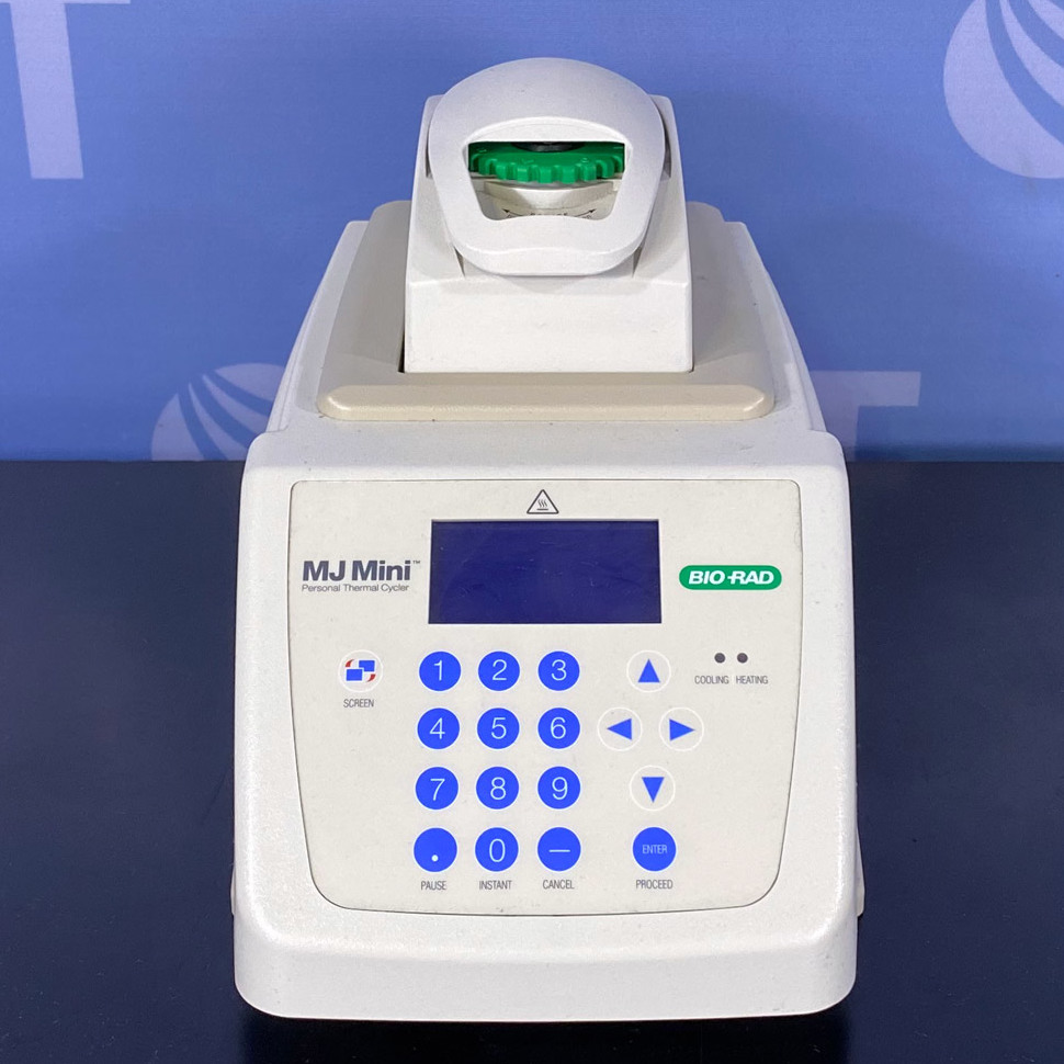 Bio-Rad MJ Mini Gradient Thermal Cycler, Cat. No. PTC-1148 Image