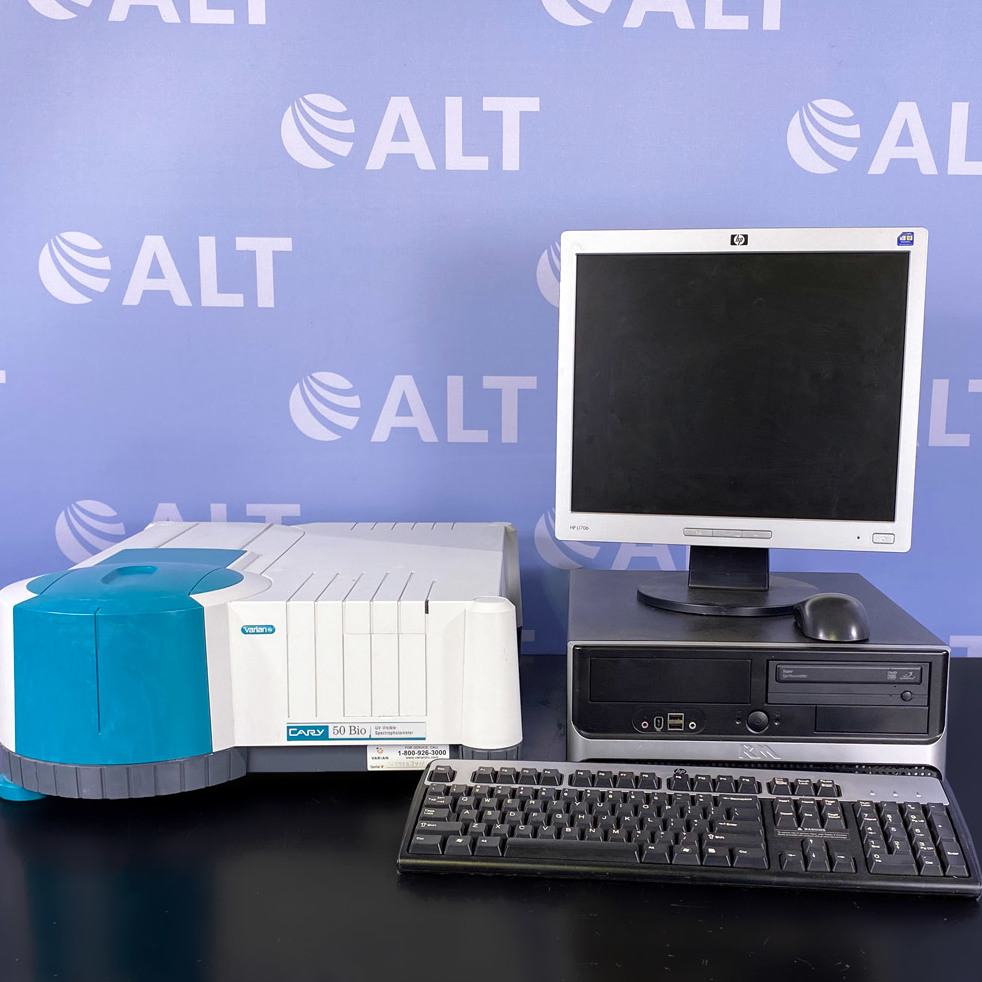 Cary 50 Bio UV-Visible Spectrophotometer Name