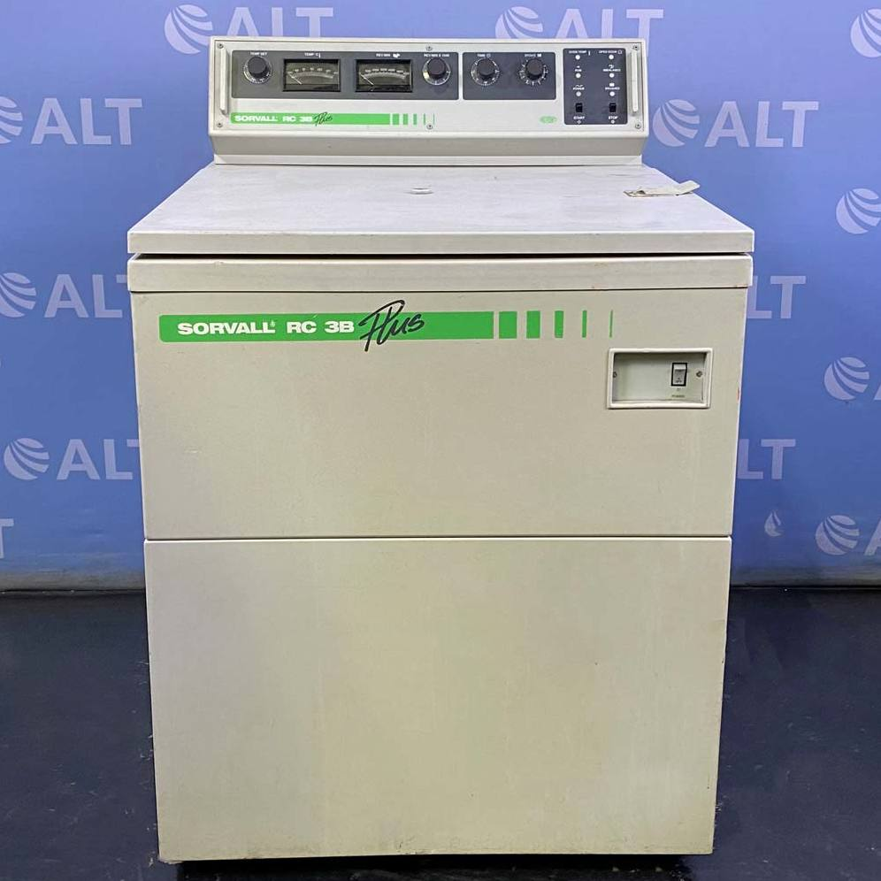 RC-3B Plus Lowspeed Refrigerated Centrifuge Name