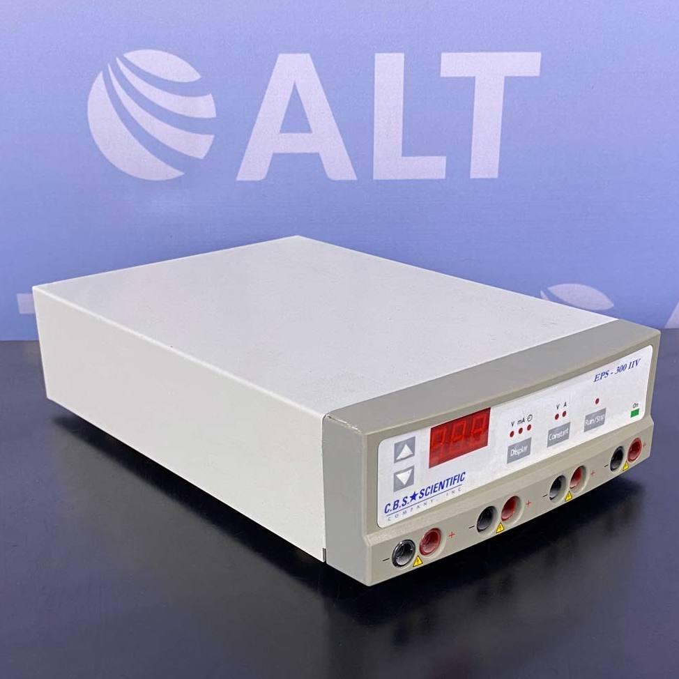 C.B.S. Scientific EPS-300 IIV Power Supply Image