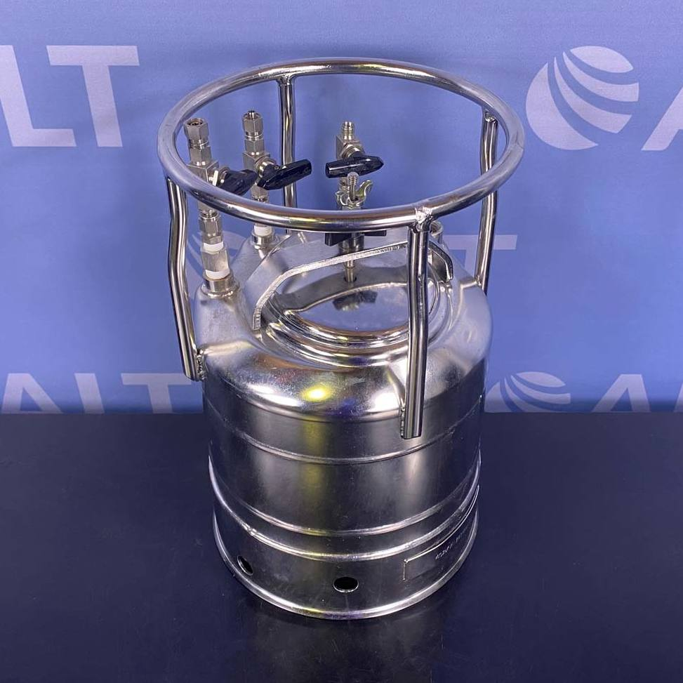 Alloy Products Corp. 316L Stainless Steel Pressure Vessel Image