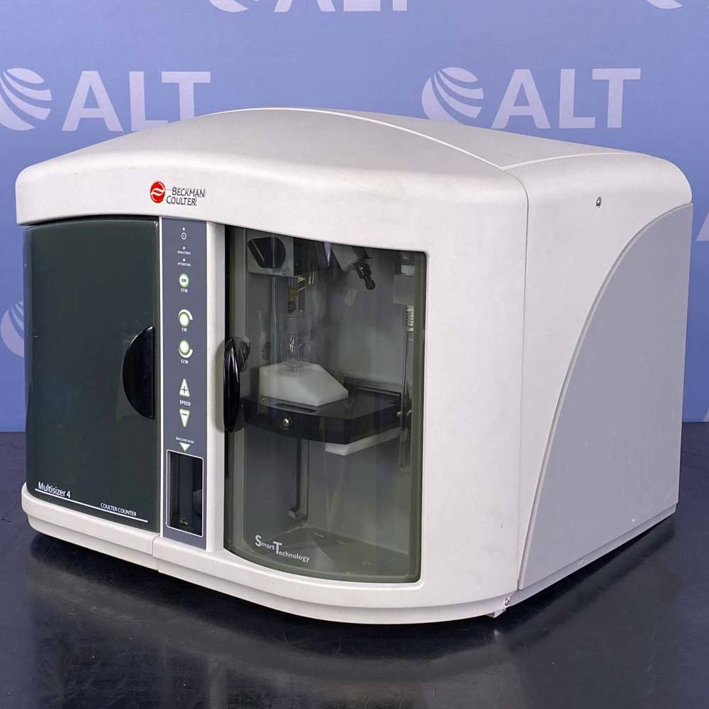 Beckman Coulter Multisizer 4 Particle Counter Image
