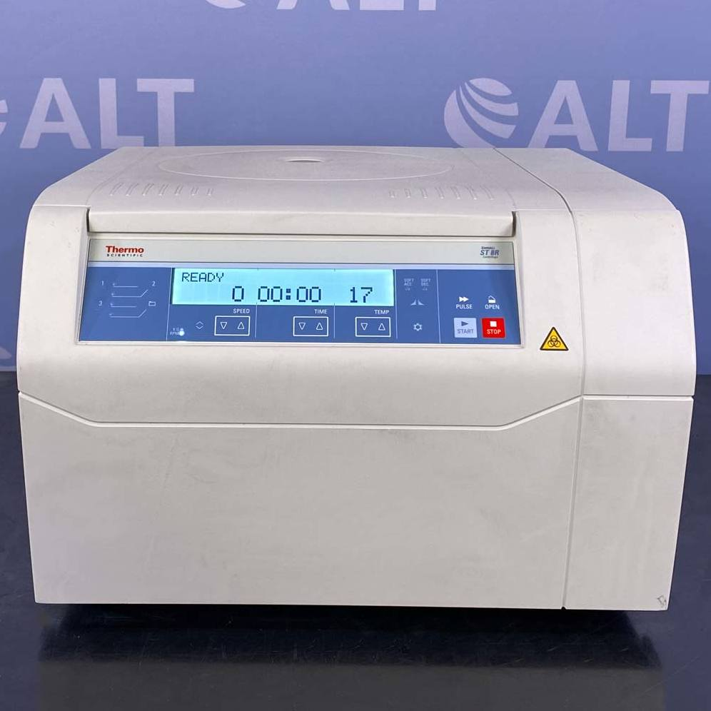 Thermo Scientific Sorvall ST 8R Centrifuge Image