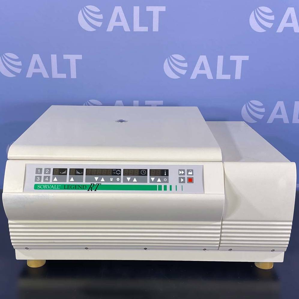 Sorvall Legend RT Refrigerated Tabletop Centrifuge Image