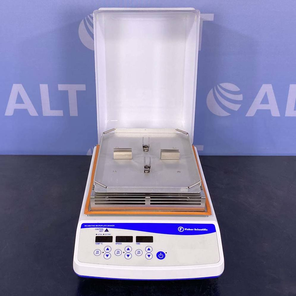 Fisherbrand Incubating Microplate Shaker with Opaque Lid, Cat. No. 02217759 Image