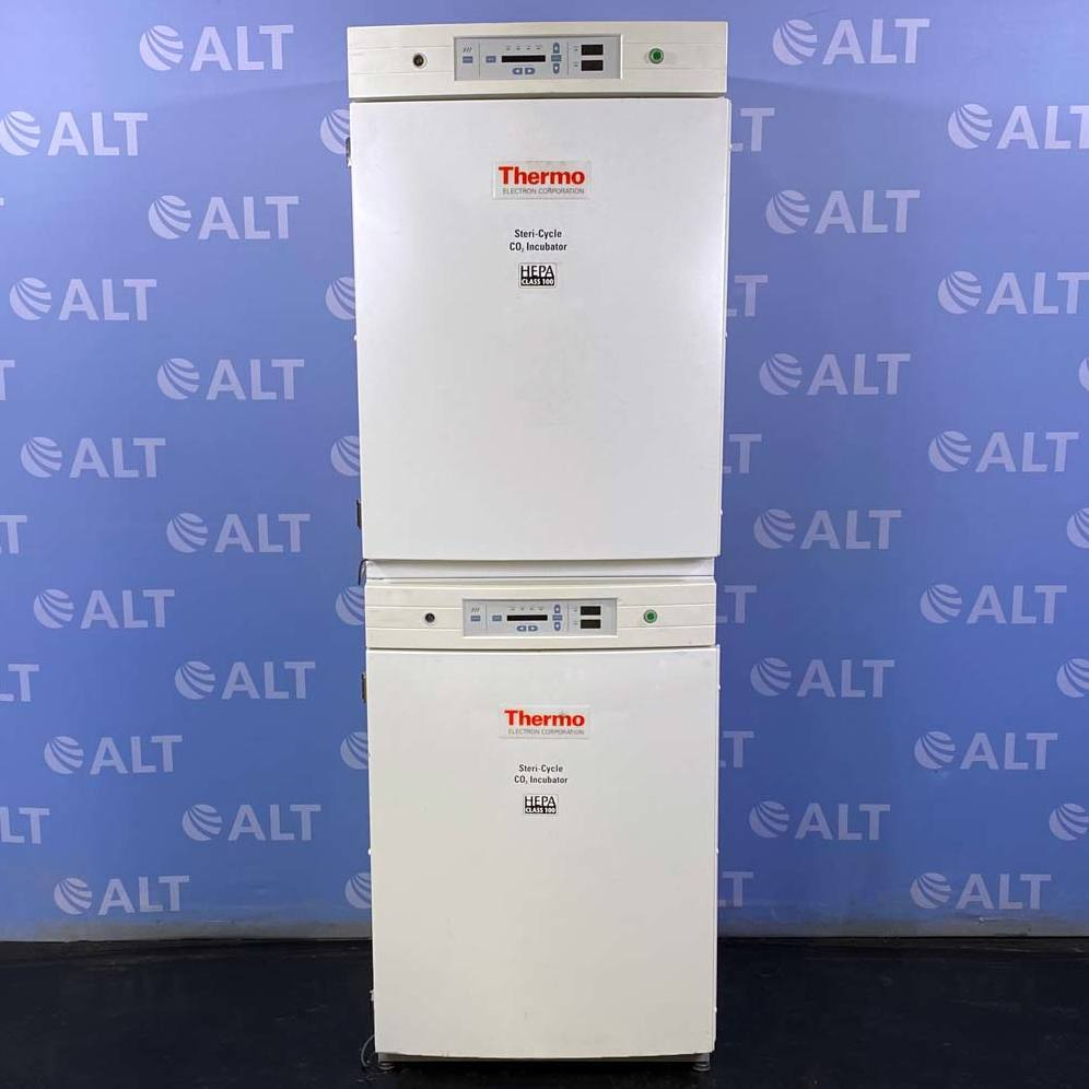 Thermo Forma Model 370 Series Steri-Cycle CO2 Incubator, Dual Stack Image